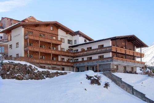 Gurglhof Apartmenthaus Obergurgl