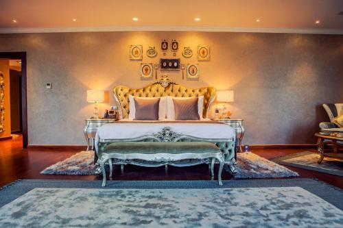 Royal Maxim Palace Kempinski Cairo salas fotos