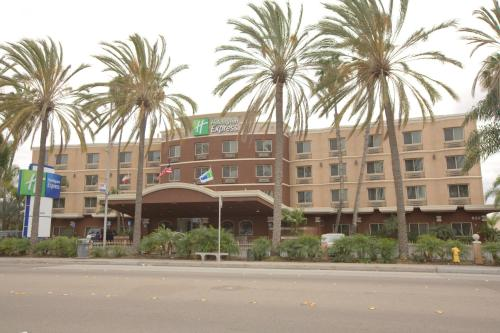 Holiday Inn Express San Diego South - Chula Vista - Chula Vista, CA CA 91910
