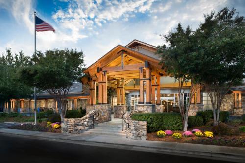 Crowne Plaza Resort Asheville, an IHG hotel - Accommodation - Asheville