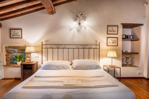 Kasteel-overnachting met je hond in Castello Di Petrata - Assisi