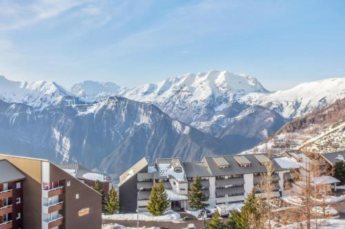 Sunny flat with an incredible view at the heart of L'Alpe d'Huez - Welkeys - Hotel - Huez