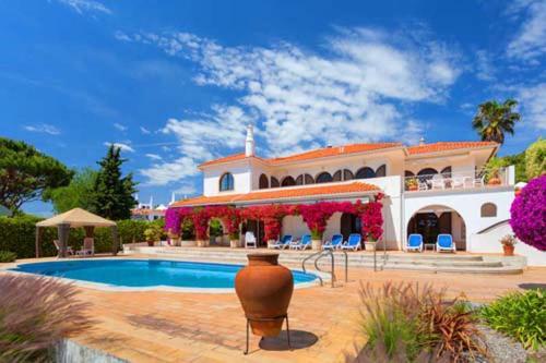Quinta Do Lago Villa Sleeps 8 Pool Air Con T479857