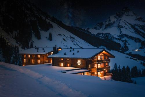 CHALET - Lux Alp - the secret mountain Chalet Warth