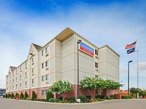 Candlewood Suites West Little Rock - Little Rock, AR AR 72205