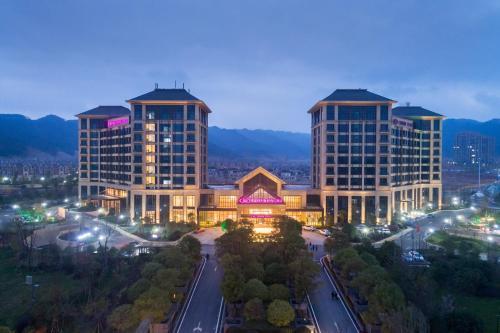 . Crowne Plaza Nanchang Wanli, an IHG Hotel