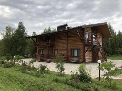 . Guesthouse Zelenaya Milya