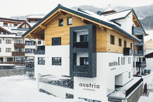 Austria Aparthotel Fiss