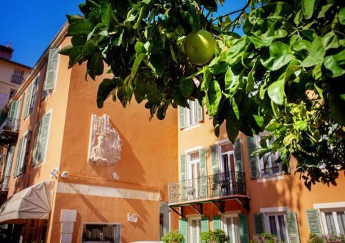 Hôtel restaurant Oasis - Hôtel - Nice