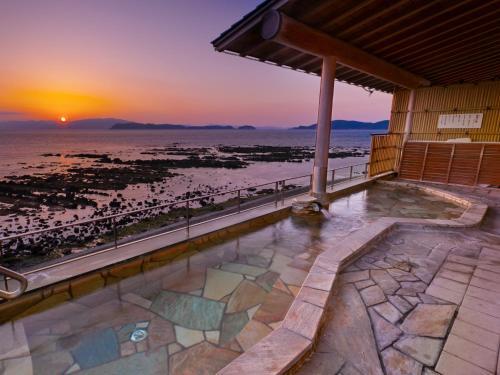 和歌山加太温泉 加太海月(前东屋五郎海滨酒店)