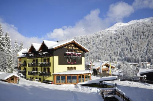 Hotel Cime D'Oro Madonna di Campiglio