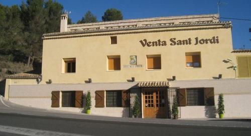 . Hospedium Hotel Rural Venta Sant Jordi