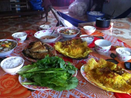 Papaya Homestay Sa Dec, Châu Thành