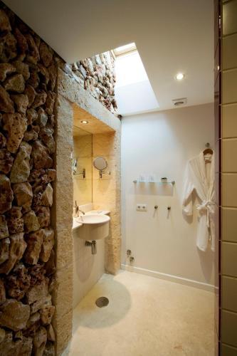 Doppel-/Zweibettzimmer mit eigener Terrasse Sant Joan de Binissaida 5