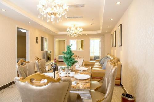 Hotel Guangzhou Pengman Apartment Zhengjia Huanshi Branc