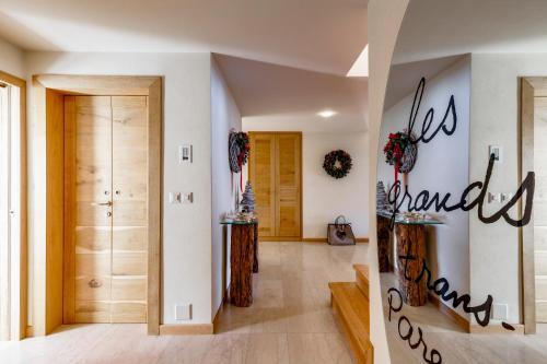 Chalet du Soleil - Apartment - Crans-Montana