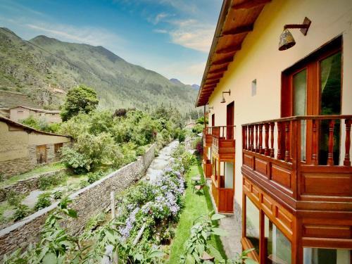 . Sol Ollantay Exclusive Hotel