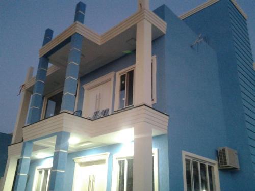 Casa azul 1 (Photo from Booking.com)