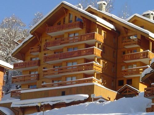 Chalet Lachat - Alpes-Horizon Meribel