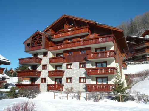 Fermes de Meribel G - Alpes-Horizon - Apartment - Méribel