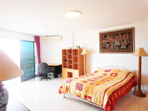 View Talay 2A Sea view condo on 16th floor Pattaya 1 bedroom View Talay 2A Sea view condo on 16th floor Pattaya 1 bedroom