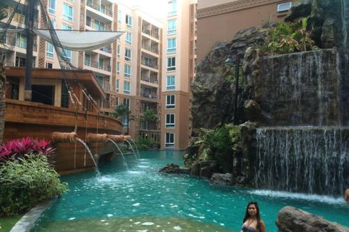 Atlantis Condo Resort Pattaya Unit E619 Atlantis Condo Resort Pattaya Unit E619
