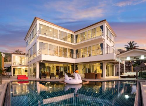 High Luxury Pool Villa 4 Bedroom High Luxury Pool Villa 4 Bedroom
