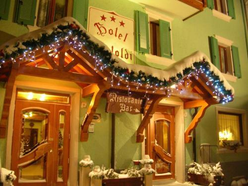 Hotel Bertoldi Gionghi Cappella