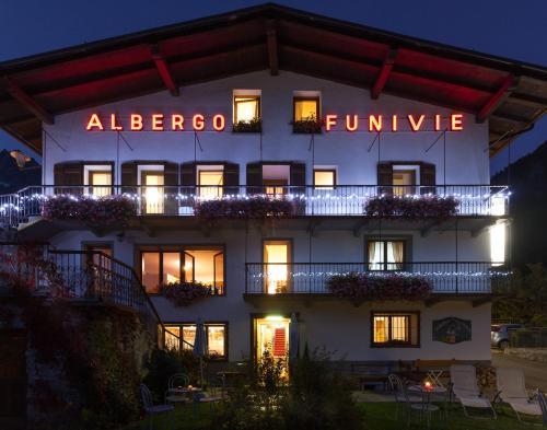 Hotel Funivia Courmayeur