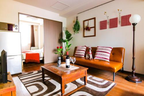 Cosy apartment Sapporo K