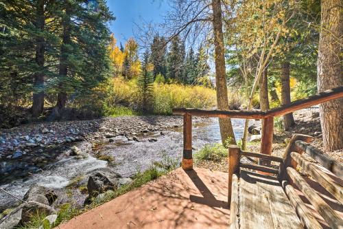 Charming Creekside Snowmass Studio 15 Mi to Aspen - Apartment - Snowmass