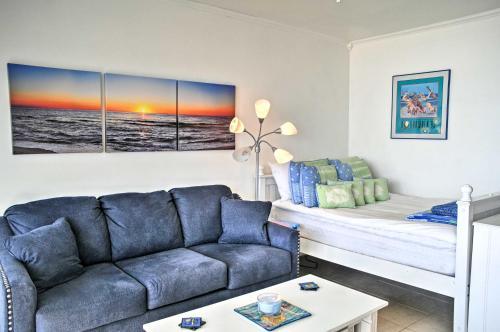 Oceanfront Virginia Beach Studio w/ Community Pool Main image 2