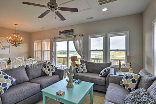 Accommodation in Surf City