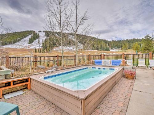 Copper Mtn Ski-In and Ski-Out Condo Hot Tub Access! - Apartment - Copper Mountain