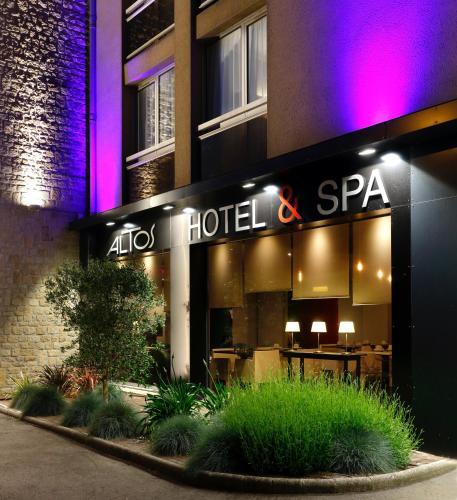 Altos Hotel & Spa - Hôtel - Avranches