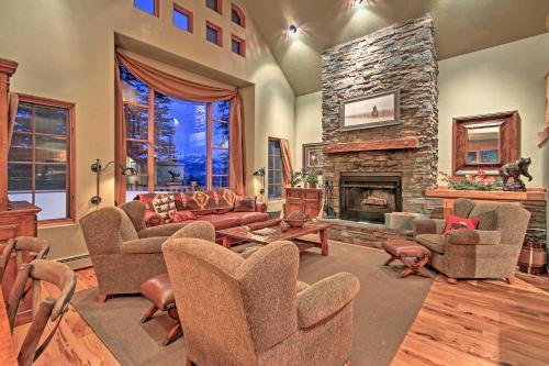 Luxury Home - Walk to Big Sky Resort Ski Lifts! - Big Sky