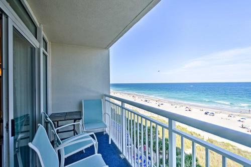 Baywatch Resort Tower 2 Oceanfront Condo with Pools!