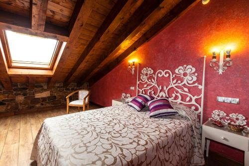 Double Room Hotel Spa Casona La Hondonada 3