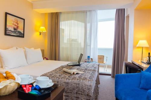 Sea Galaxy Hotel Congress & Spa Двухместный номер бизнес-класса с 1 кроватью или 2 отдельными кроватями