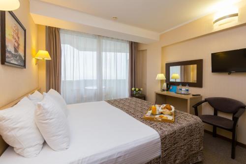 Sea Galaxy Hotel Congress & Spa Номер «Стандарт Лайт», 4-5 этаж
