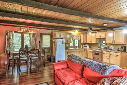 'The Lodge at Valhalla' at Powderhorn Ski Resort! - Bessemer
