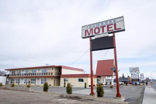 Camrose Motel - Camrose, AB T4V 0K5