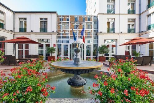 Hotel Vacances Bleues Villa Modigliani - Hôtel - Paris