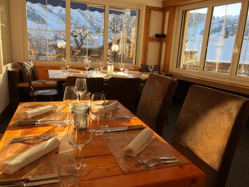 Mountain Lodge Sedrun - Hotel