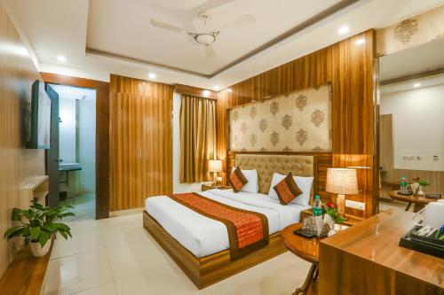 Hotel Almati Inn at Delhi Airport