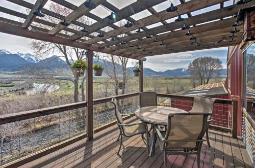 Lovely Livingston Loft with Mountain and River Views! - Apartment - Livingston