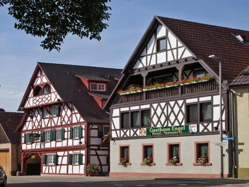 Hotel Engel - Rheinmunster