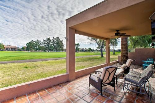 Golf Escape with Patio, Pool Access and Entertainment! - Apartment - Mesa