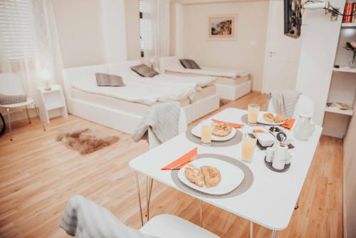 Shkodra apartment with amazing view in the city center