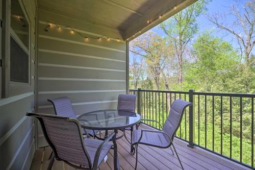 Townsend Condo with Pool and Great Smoky Mtn Views! - Apartment - Townsend